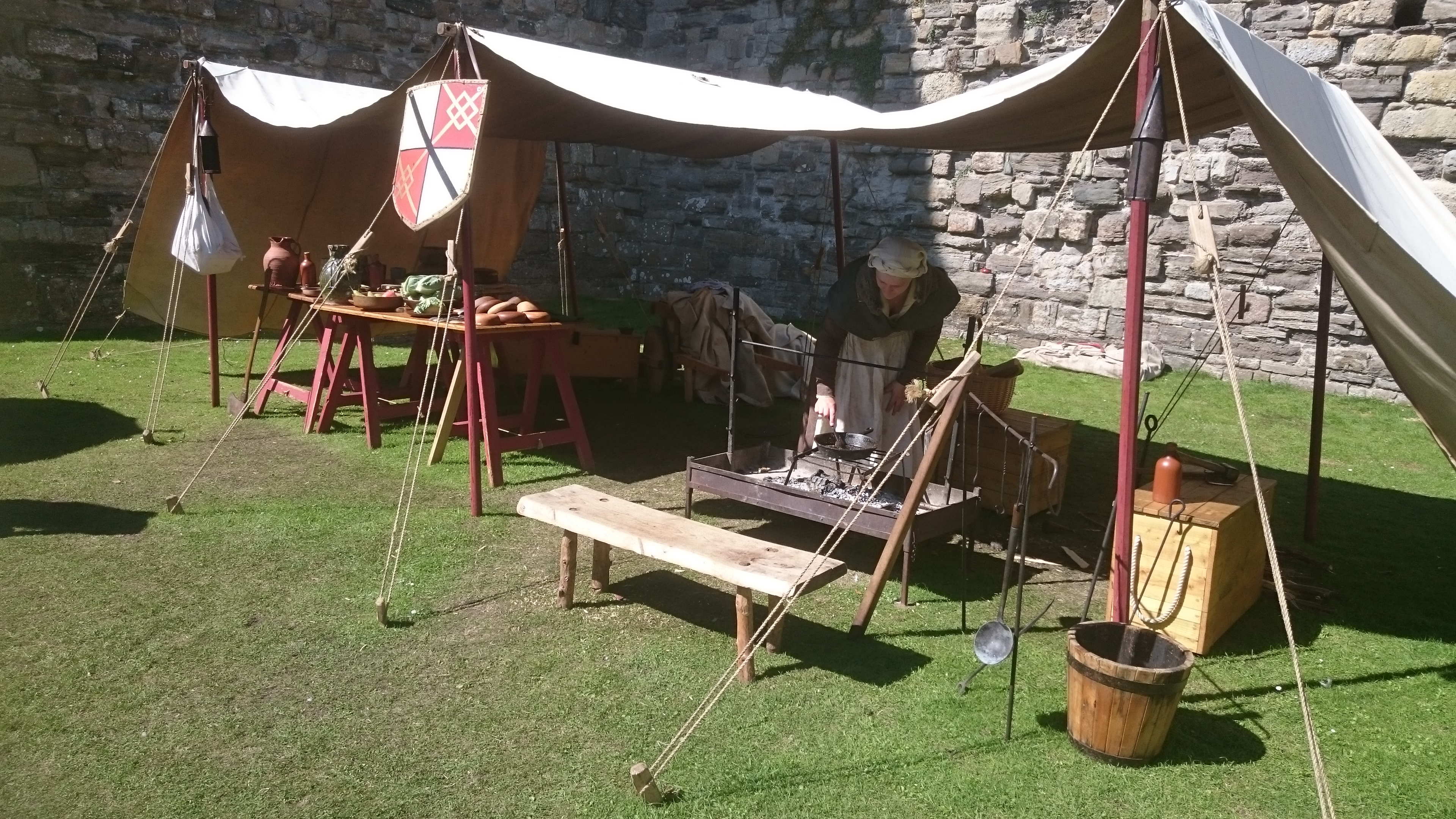 Medieval Cooking | New Goliards