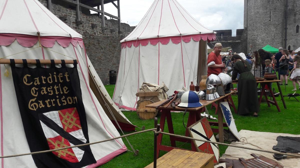 Show report: Big Cheese at Caerphilly Castle – 30th & 31st July