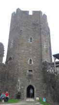 North-west Tower