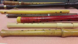 Closer look at various pipes