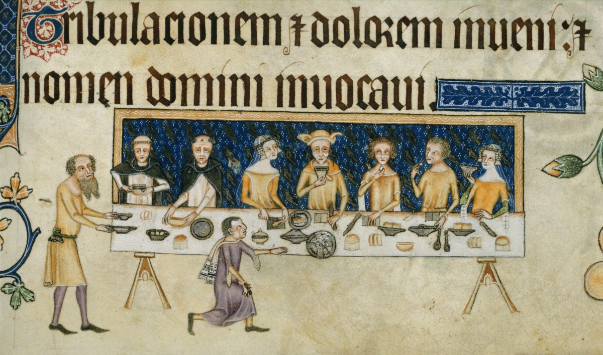 Guide: Modern foods unavailable in 14th CenturyBritain